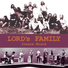 Lord's Family: Innere Musik (Limited-Edition) (Colored Vinyl), Single 10""