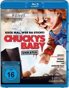 Chucky's Baby (Blu-ray), Blu-ray Disc