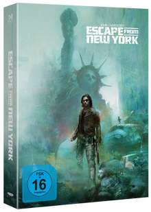 Die Klapperschlange (Ultra HD Blu-ray & Blu-ray in Piece of Art Box), 1 Ultra HD Blu-ray und 1 Blu-ray Disc