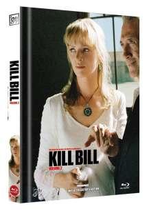 Kill Bill: Volume 2 - Mediabook - Limited Collector's Edition auf 300 Stück (Cover D), Blu-ray Disc
