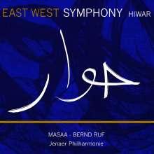 Masaa & Jenaer Philharmonie: East West Symphony - Hiwar, CD