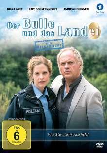 Der Bulle und das Landei - Wo die Liebe hinfällt, DVD