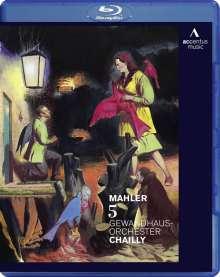 Gustav Mahler (1860-1911): Symphonie Nr.5, Blu-ray Disc