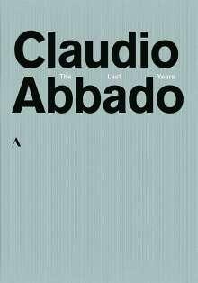 Claudio Abbado - The Last Years, 6 DVDs