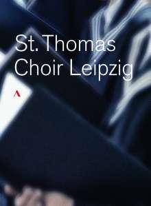 Thomanerchor Leipzig, 4 DVDs