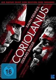 Coriolanus, 2 DVDs