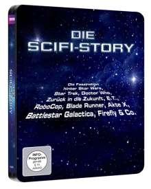 Die Sci-Fi Story (Blu-ray im Steelbook), Blu-ray Disc