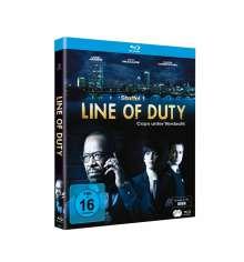 Line of Duty Staffel 1 (Blu-ray), 2 Blu-ray Discs