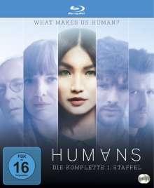 Humans Staffel 1 (Blu-ray), 2 Blu-ray Discs