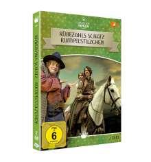 Rübezahls Schatz / Rumpelstilzchen, 2 DVDs