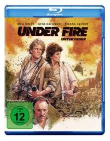 Unter Feuer (Blu-ray), Blu-ray Disc