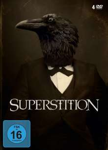Superstition - Die Serie, 4 DVDs