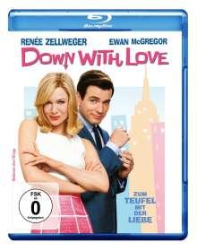Down With Love - Zum Teufel mit der Liebe (Blu-ray), Blu-ray Disc
