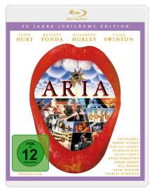 Aria (30 Jahre Jubiläums Edition) (Blu-ray), Blu-ray Disc