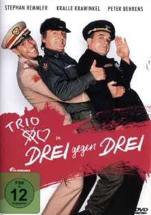 Drei gegen drei, DVD