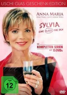 Die Uschi Glas Geschenk Edition, 15 DVDs