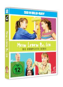 Mein Leben & Ich (Komplette Serie) (SD on Blu-ray), 2 Blu-ray Discs