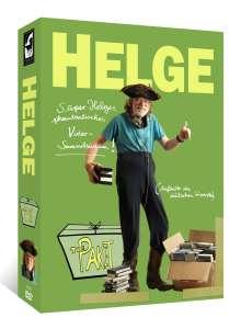 Helge Schneider: Helge Schneider -The Paket (Limitiertes Box-Set), 11 DVDs