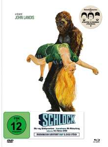 Schlock (Blu-ray & DVD im Mediabook), 2 Blu-ray Discs