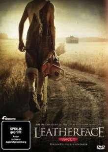 Leatherface, DVD