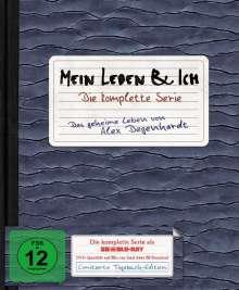 Mein Leben & Ich (Komplette Serie) (SD on Blu-ray im Mediabook-Tagebuch), 2 Blu-ray Discs