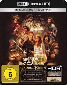 Die Braut des Prinzen (Ultra HD Blu-ray & Blu-ray), 1 Ultra HD Blu-ray und 1 Blu-ray Disc