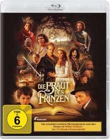 Die Braut des Prinzen (Blu-ray), Blu-ray Disc