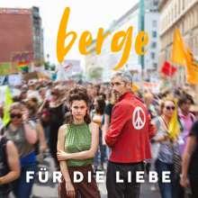 Berge: Für die Liebe (Limited Edition) (Yellow Vinyl) (signiert, exklusiv für jpc!), LP