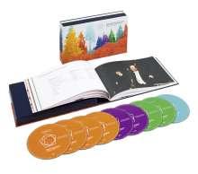 Franz Schubert (1797-1828): Symphonien Nr.1-9, 8 CDs und 1 Blu-ray Audio