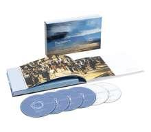 Jean Sibelius (1865-1957): Symphonien Nr.1-7, 4 CDs, 1 Blu-ray Audio und 1 Blu-ray Disc
