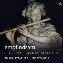 Linde Brunmayr-Tutz & Lars Ulrik Mortensen - Empfindsam, CD