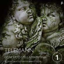 Georg Philipp Telemann (1681-1767): Ouvertüre F-Dur TWV 55:F3, CD
