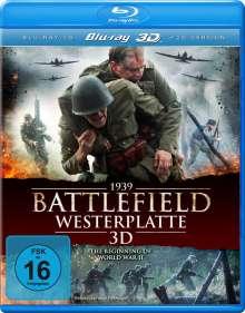 1939 - Battlefield Westerplatte - The Beginning of World War II (3D Blu-ray), Blu-ray Disc