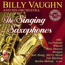 Billy Vaughn: The Singing Saxophones: 50 Greatest Hits, 2 CDs