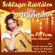 Die Argentinos: Pom-Pa-Lom (O Bella Rafaela), CD