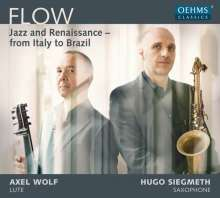 Flow - Jazz and Renaissance from Italy to Brazil, CD