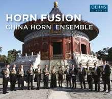 China Horn Ensemble - Horn Fusion, CD