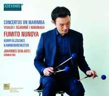 Concertos on Marimba, CD