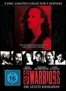 Once Were Warriors (Blu-ray & DVD im Mediabook), 1 Blu-ray Disc und 2 DVDs