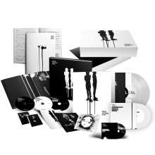 Deine Lakaien: Dual (Limited Deluxe Fanbox-Set), 2 LPs, 3 CDs, 1 DVD und 1 Single 7""