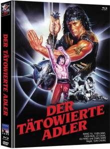 Der tätowierte Adler (Blu-ray & DVD im Mediabook), 1 Blu-ray Disc und 1 DVD