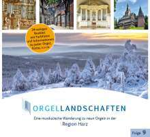 Orgellandschaften Vol.9 - Harz, CD