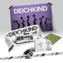 Deichkind: Wer sagt denn das? (Richtig gute Box) (Limited Edition), 2 CDs und 2 Merchandise