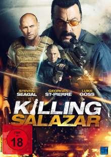 Killing Salazar, DVD