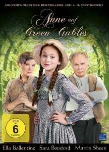 Anne auf Green Gables, DVD