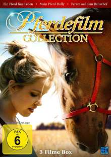 Pferdefilm Collection (3 Filme Box), DVD