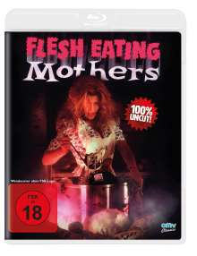 Flesh Eating Mothers (Blu-ray), Blu-ray Disc
