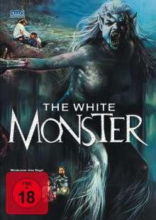 The White Monster, DVD