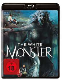 The White Monster (Blu-ray), Blu-ray Disc
