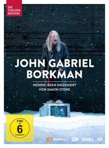 John Gabriel Borkman, DVD